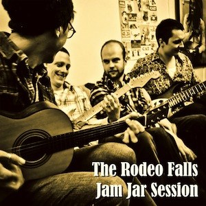 The Rodeo Falls - Jam Jar